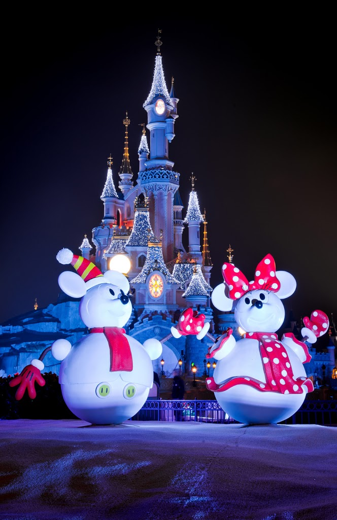 disneyland paris natale