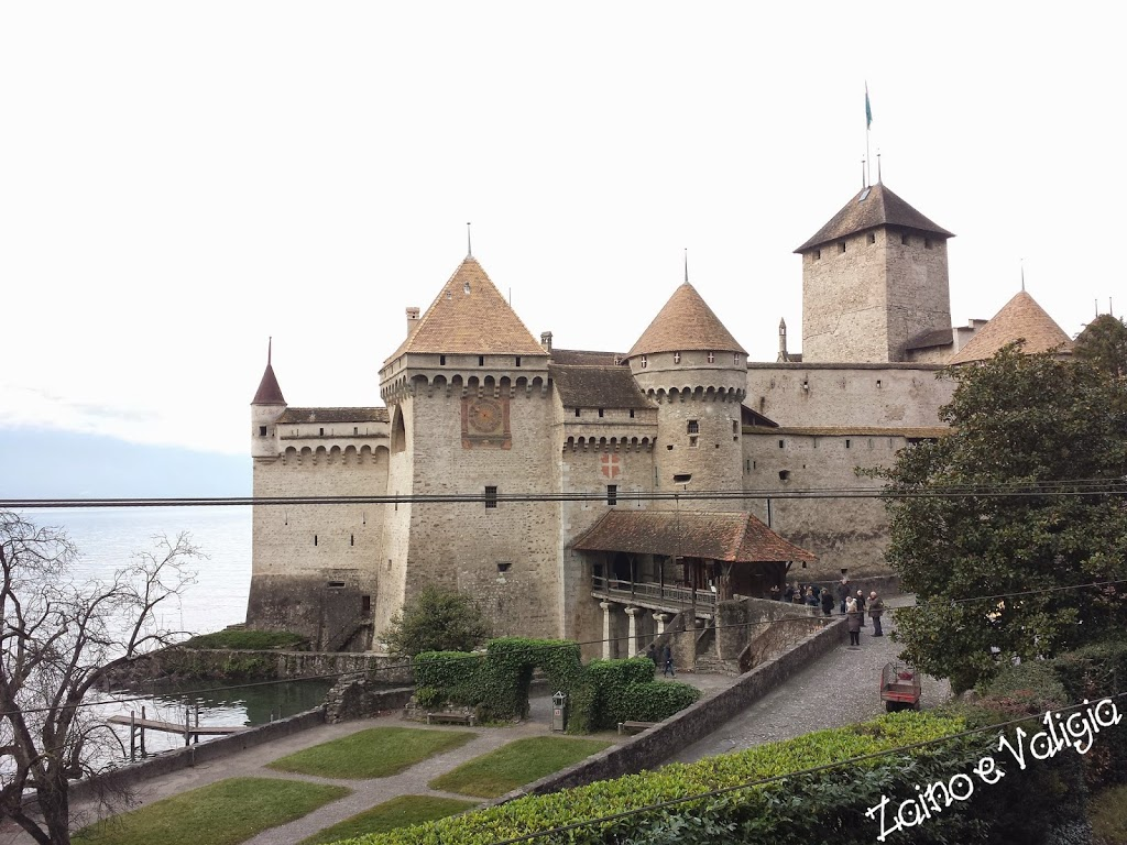 castello chillon