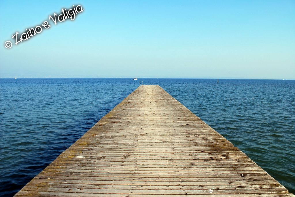 pontile lago di garda