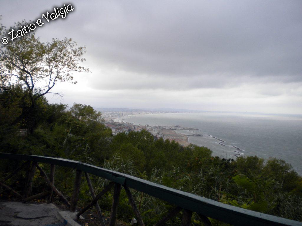 panorama gabicce monte