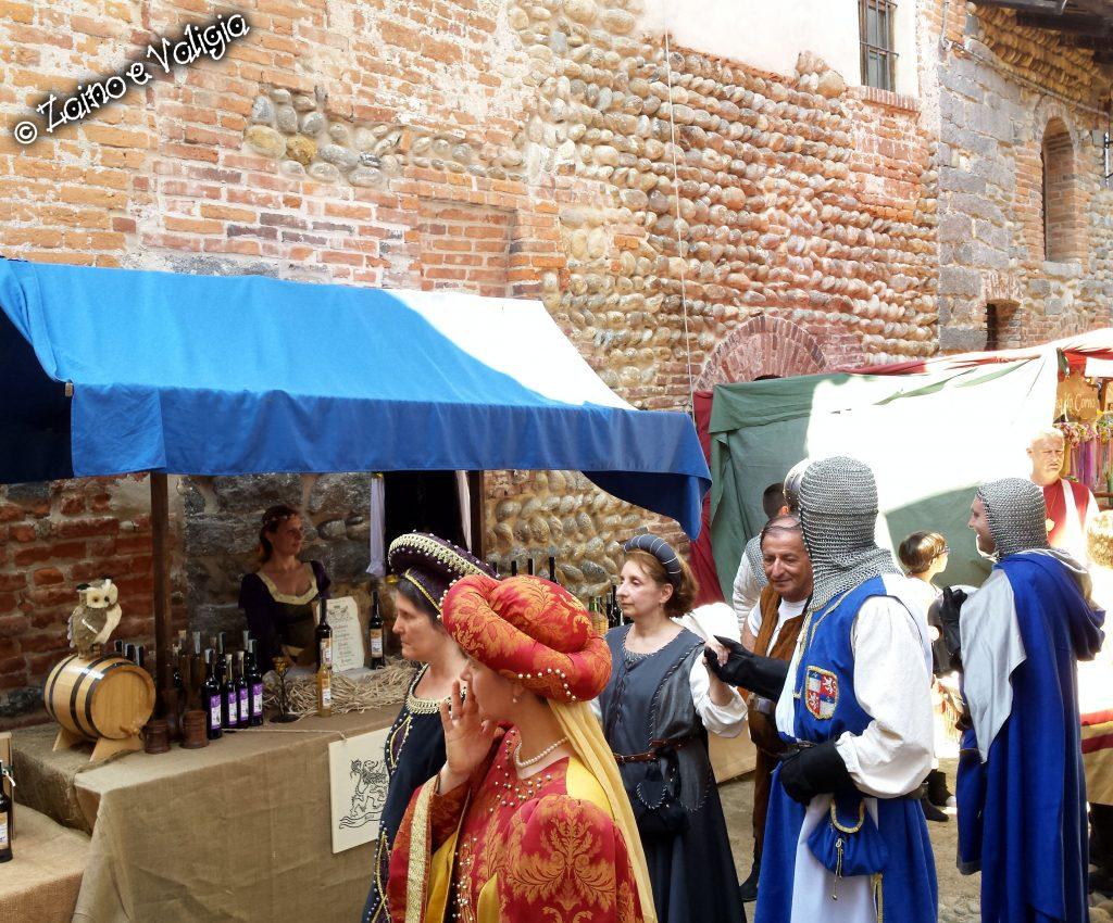 sfilata medievale ricetto di candelo