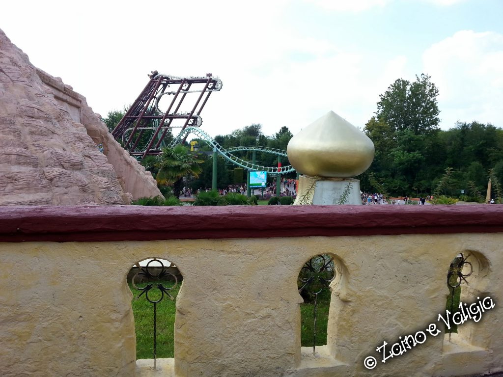gardaland magic mountain