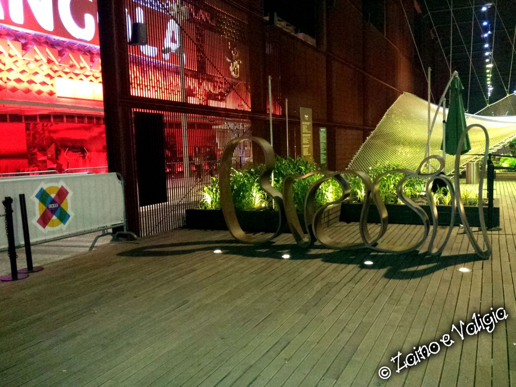 brasile expo by night
