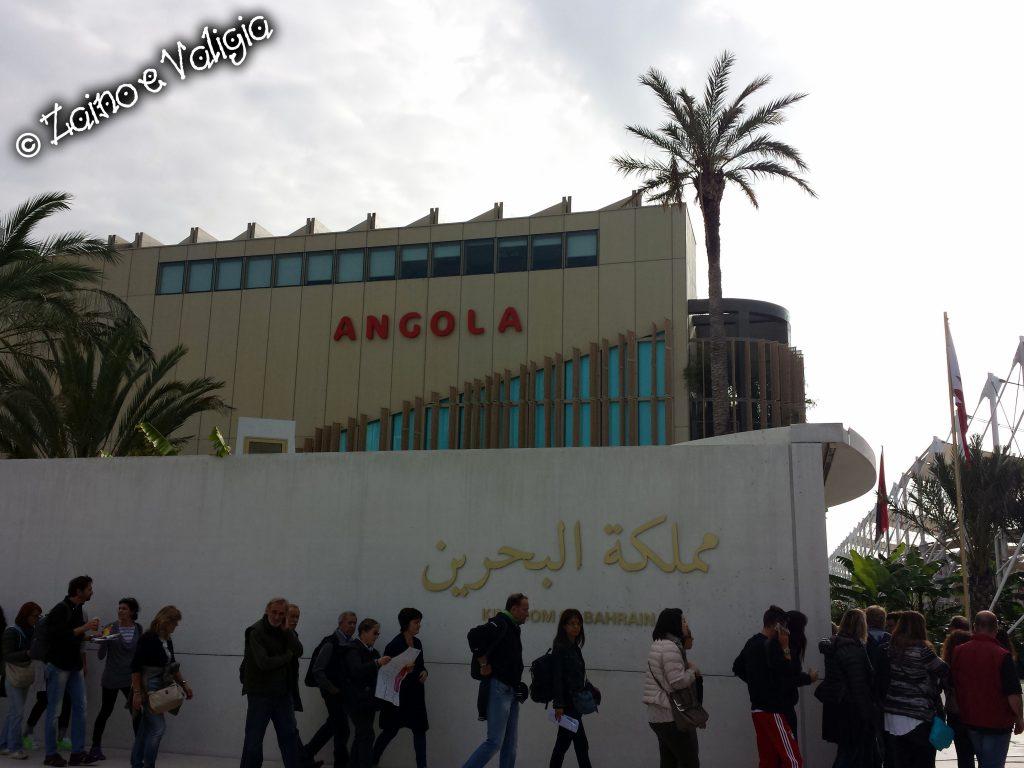 expo angola