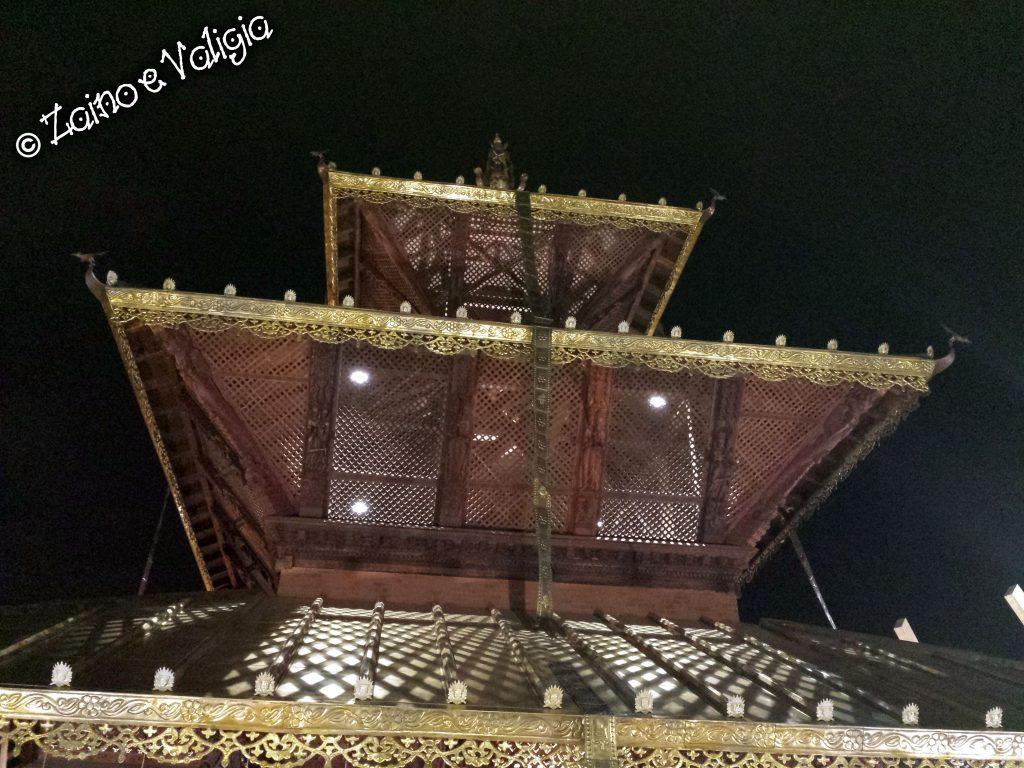nepal expo by night