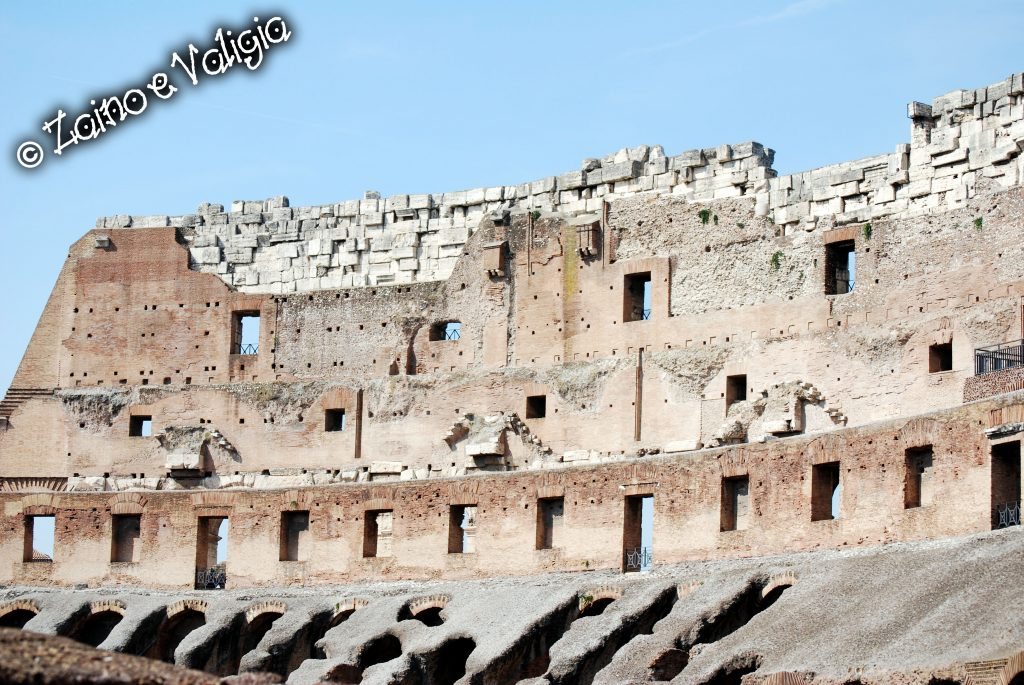 colosseo interno