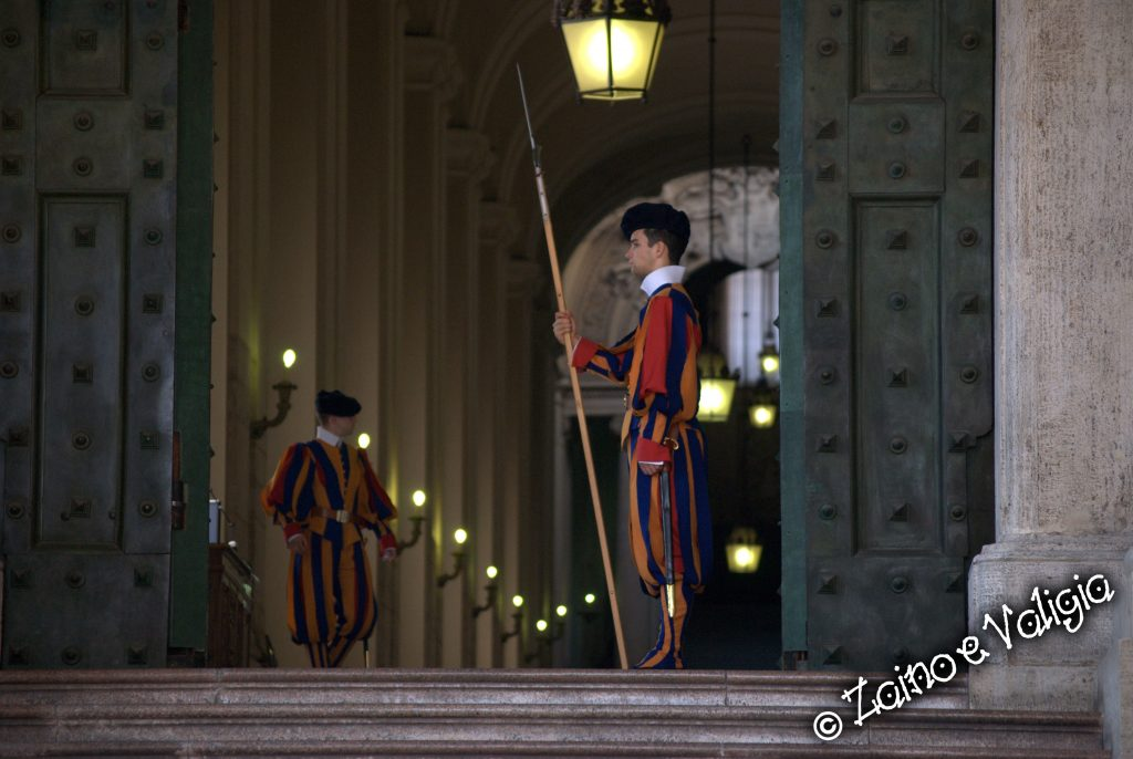 guardie vaticano
