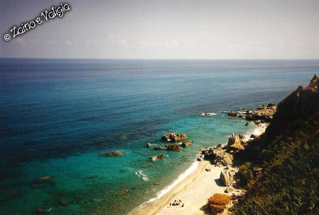 parghelia spiaggia