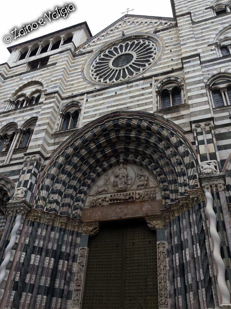 cattedrale di san lorenzo genova