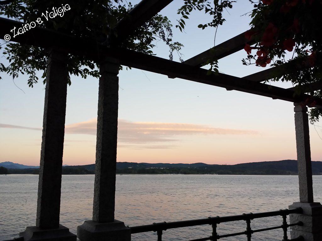 vista lago arona