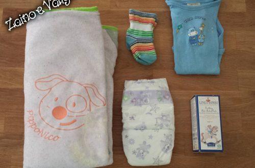 valigia neonato