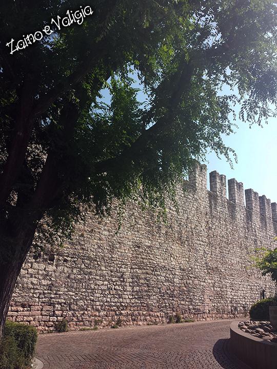mura trento