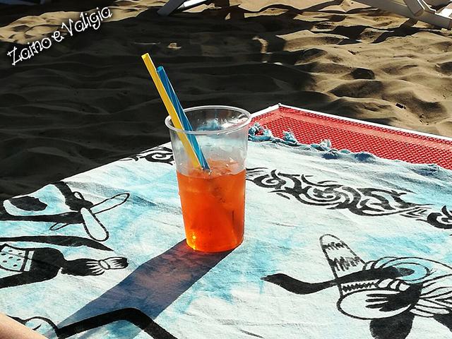 spritz spiaggia