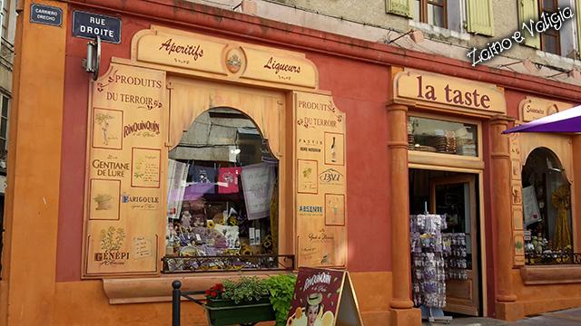negozio provenzale