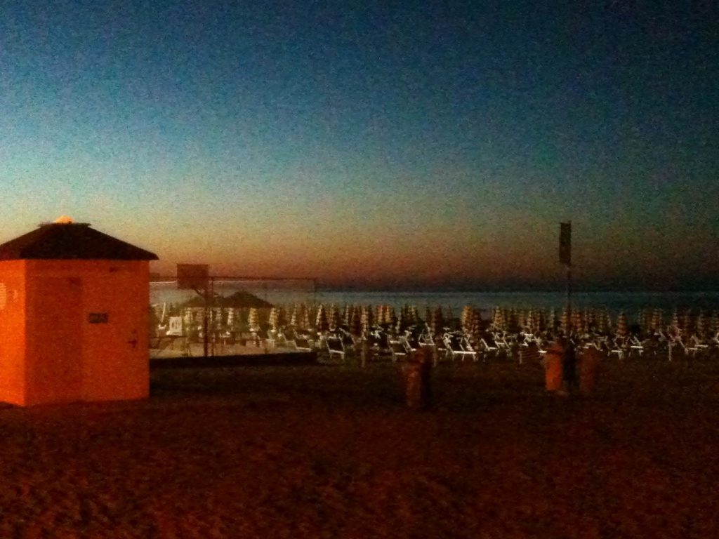 senigallia by night