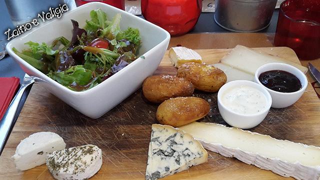 tagliere formaggi provenza