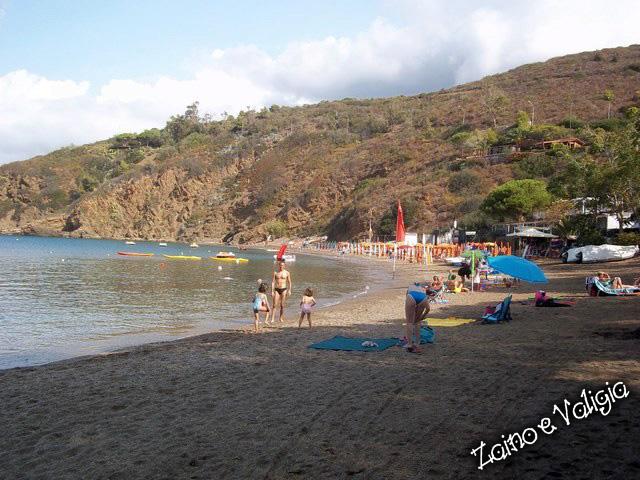 spiaggia innamorata