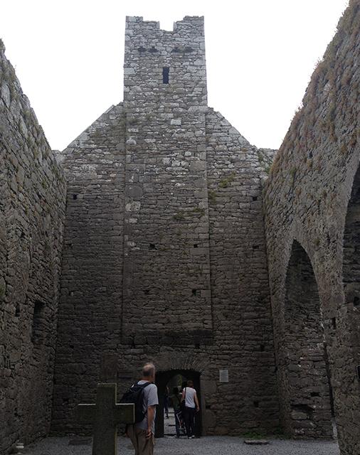 abbazia corcomroe