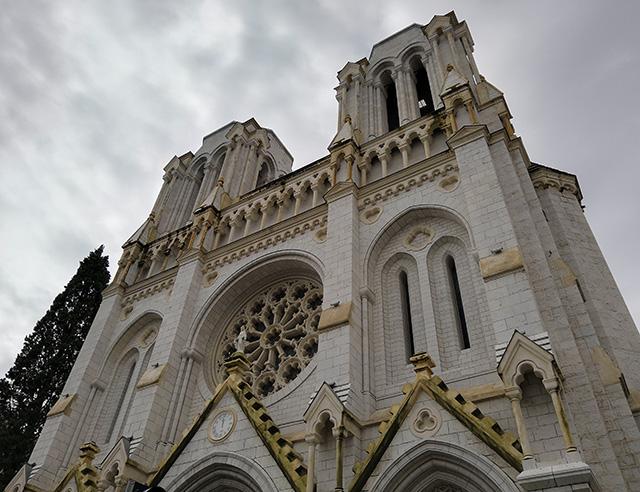 basilica notre dame nizza