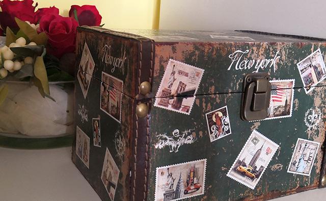 scatola porta oggetti