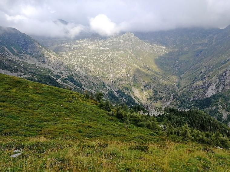trekking oropa