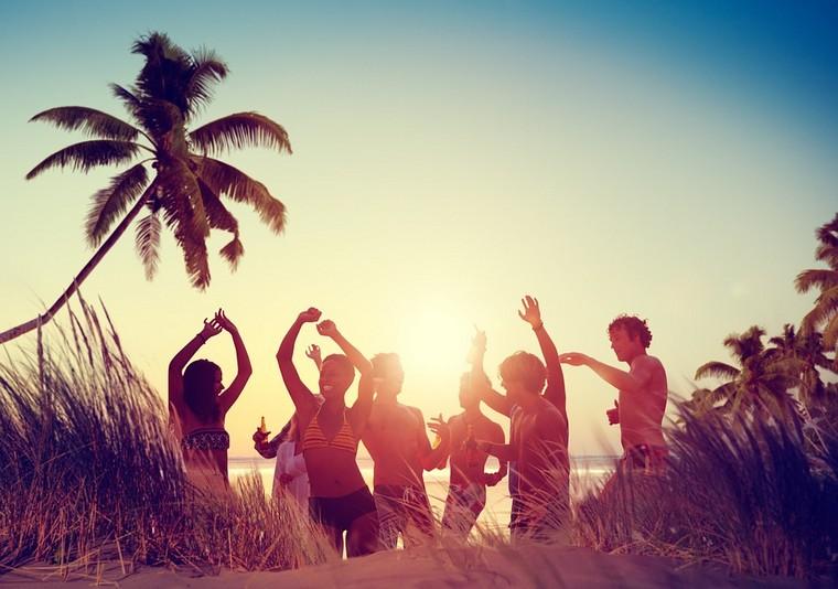 musica spiaggia