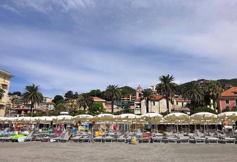 spiaggia varazze