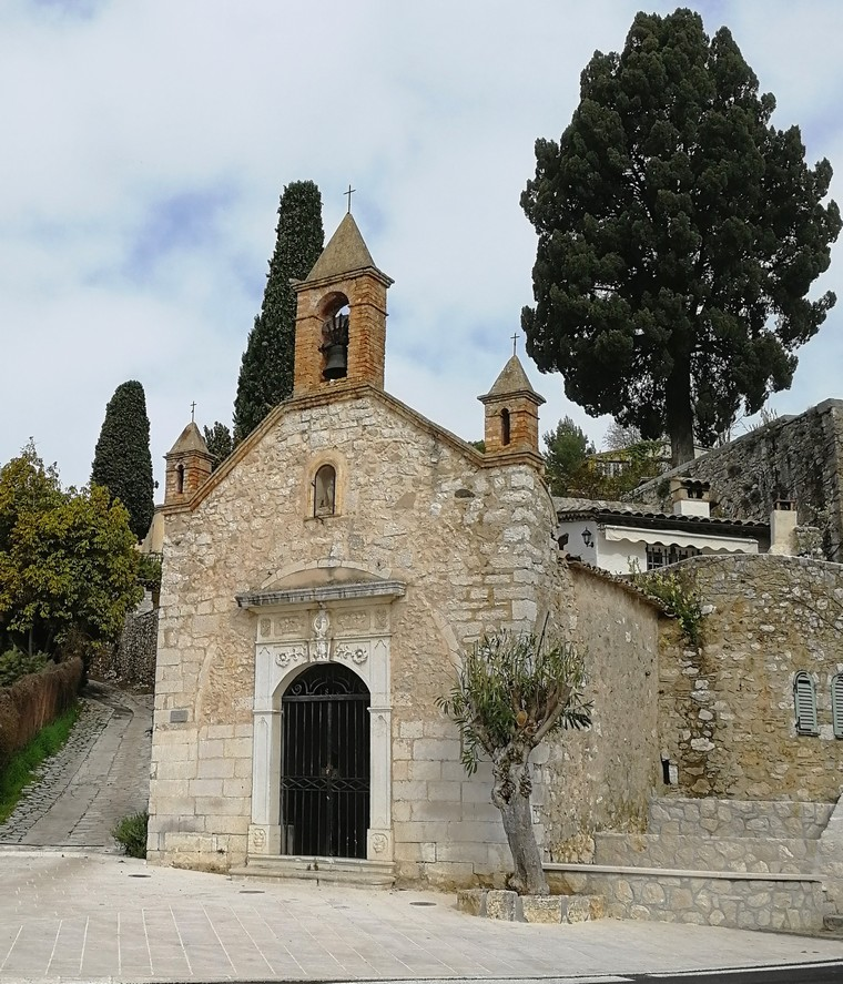 saint paul de vence chiesa