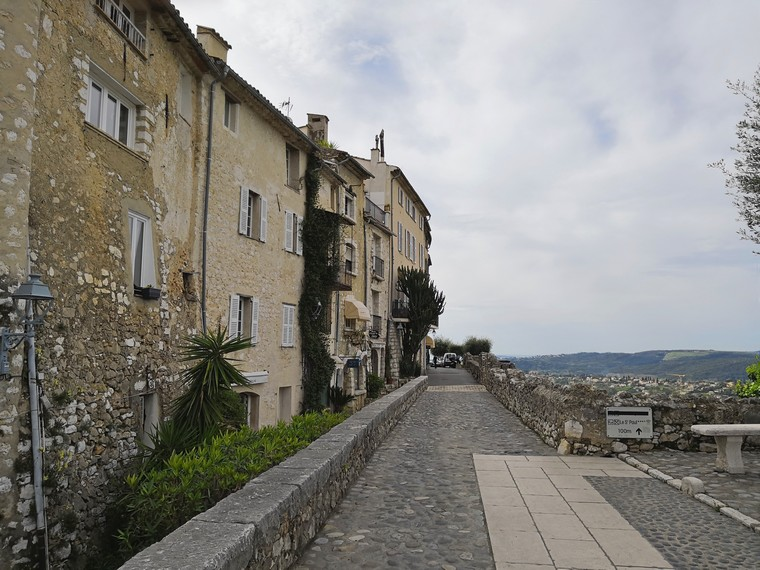 saint paul de vence panorama