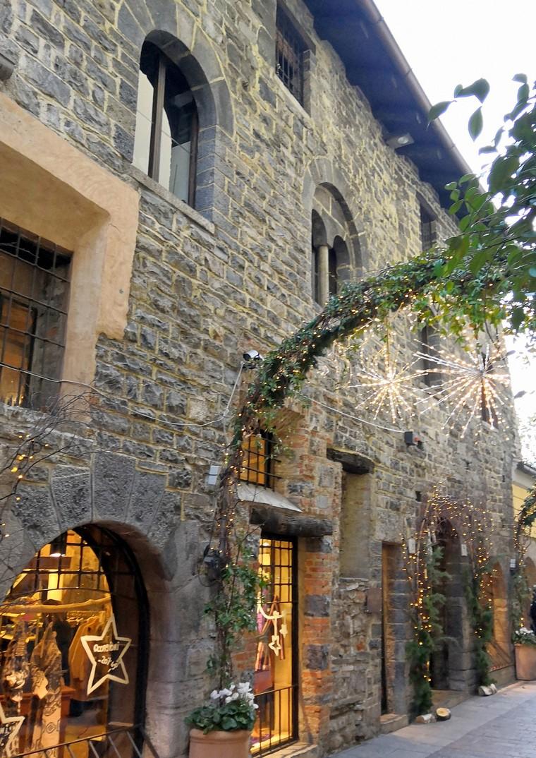 centro storico como