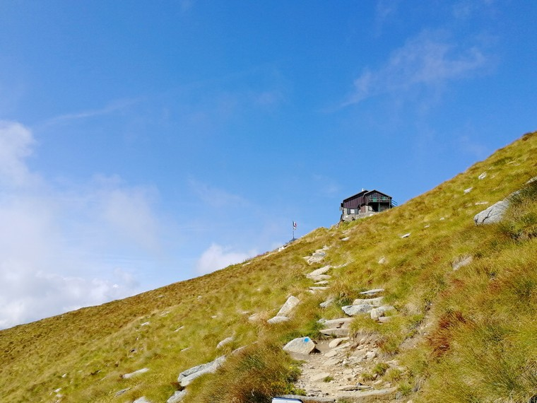 trekking rifugio coda