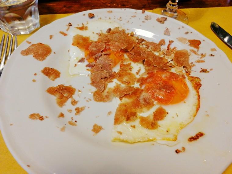 uovo tartufo