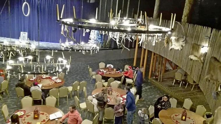 ristorante santa park